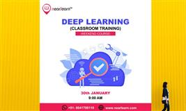 Deep Learning Classroom Weekend training in Bangalore