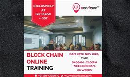 Blockchain Online Certification Training Course in India