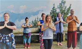 31 Days 300-Hr Yoga Alliance Certified Teacher Training in Rishikesh, India