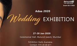 Adaa 2020-Wedding Exhibition at Mumbai - BookMyStall