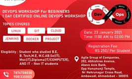 Want to Learn DevOps? Join a Certified Online DevOps Workshop at Agile Academy.