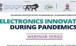 ElectroInnov during Pandamics - webinar