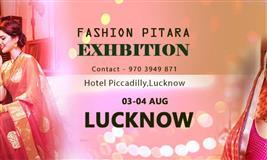 Fashion Pitara Exhibition at Lucknow - BookMyStall
