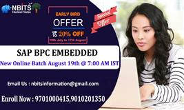 Best SAP BPC Training in Hyderabad