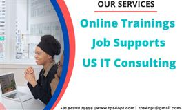 Online Trainings | Job Supports | US IT Consulting
