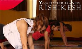 Yoga School in Rishikesh, India