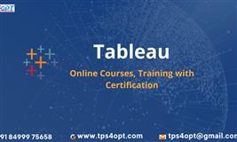 Tableau Online Training l TPS4OPT
