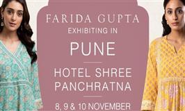 Farida Gupta Pune Exhibition