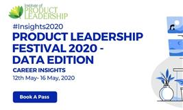 Product Leadership Festival 2020 - Data Edition