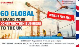 Go Global - Expand your Construction & Real Estate Business to the UK with SmartMove Immigration
