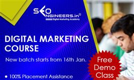 Advance Digital Marketing Course in Jaipur at SEO Engineers Academy