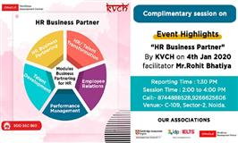Get Complimentary Session on HR Business Partner by KVCH - Noida Event