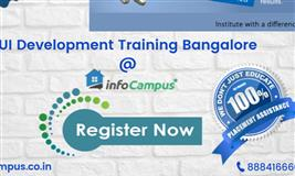UI Development Training in Bangalore - Infocampus