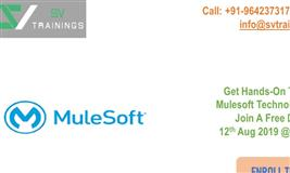 Join MuleSoft Demo Class for Free from SV Trainings