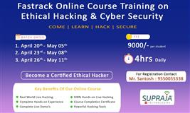 Fastrack Online Course Training On Ethical Hacking and Cyber Security