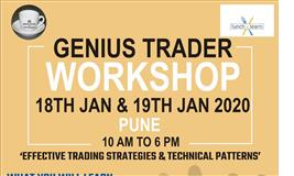 Genius Trader Technical Analysis Workshop Coming Soon