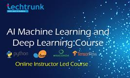AI ML & Deep Learning Online Instructor Led Course