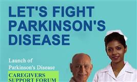 LAUNCH OF CAREGIVERS SUPPORT FORUM FOR PARKINSON'S DISEASE