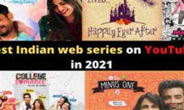 Get web series - Trending Indian Web Series News & Info