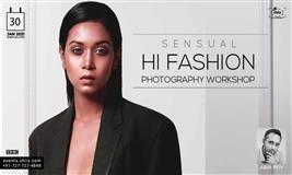 SENSUAL FASHION PHOTOGRAPHY WORKSHOP- ABIR ROY