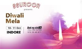 Ssuroor- Diwali Shopping Festival at Indore - BookMyStall