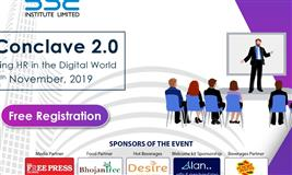 HR CONCLAVE 2.0 (Redefining HR in the Digital World)