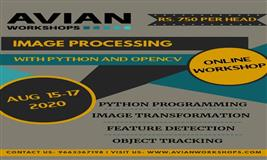 Online Workshop on Image Processing with Python & OpenCV