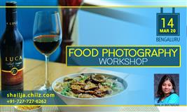 Food Photography Workshop in Bengalore