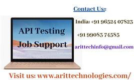 API Testing Job Support | API Testing Online Job Support