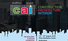 Construction Architecture Interior Expo 2020- Hyderabad