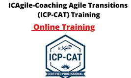 Enterprise Agile Coach (ICP-CAT) Certification Online Training
