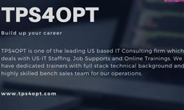 Accelerate your career with Tps4opt