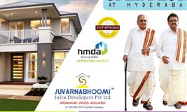 HMDA approved real estate plots for sale in Hyderabad
