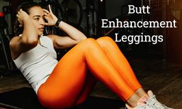 Introducing Sexy and Glamorous Butt Enhancement Leggings