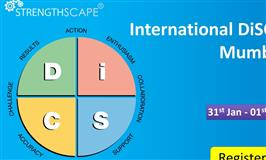 International DiSC Certification Program in Mumbai