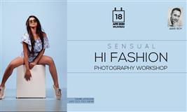 SENSUAL FASHION PHOTOGRAPHY WORKSHOP MUMBAI