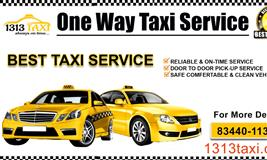 Taxi service in Patiala