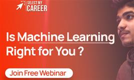 FREE Webinar Machine Learning Overview...!