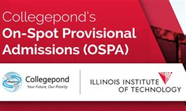 On Spot Provisional Admissions Event for Fall 2020 - IIT Chicago!