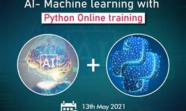 Best Machine Learning with python Online Training