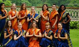 One Week 7 Day Yoga Retreats in Rishikesh Yogpeeth,India.
