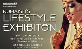 Numaish Premium Fashion & Lifestyle Exhibition at Jaipur - BookmyStall