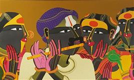 Thota Vaikuntam Art Gallery in Hyderabad