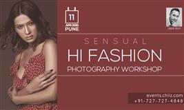 Sensual Fashion Photography Workshop PUNE