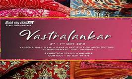 Vastralankar - Swadeshi Haat at Mumbai - BookMyStall