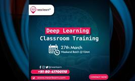 Deep Learning Training Weekend Course