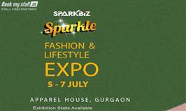 Sparkle Fashion & Lifestyle Expo at Gurgaon - BookMyStall
