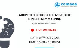 [Free Webinar] Adopt Technology to Fast-track Competency Mapping
