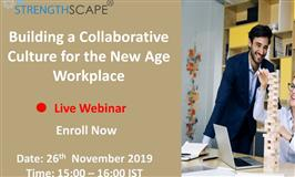 [Webinar] Building a Collaborative Culture for the New Age Workplace