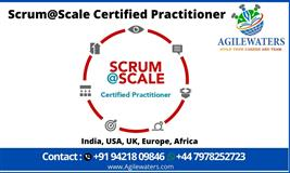 Scrum@Scale Certified Practitioner Online Training By Jeff Lopez.